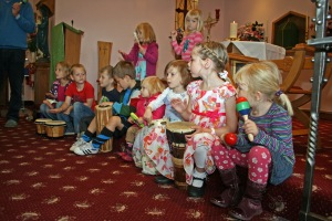 picture of Childrens Liturgy Group