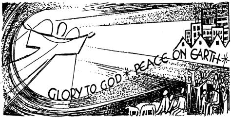 Glory to God Image