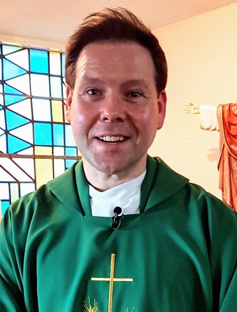 Fr David Cain